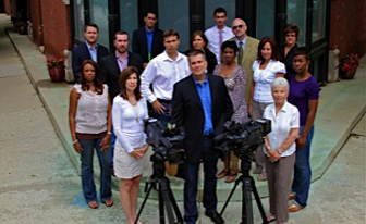 The Reporters Inc. Original Board of Directors 2011