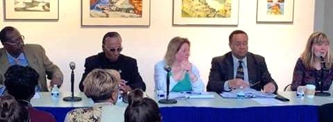 2015. Prince George Community College Exoneree Panel